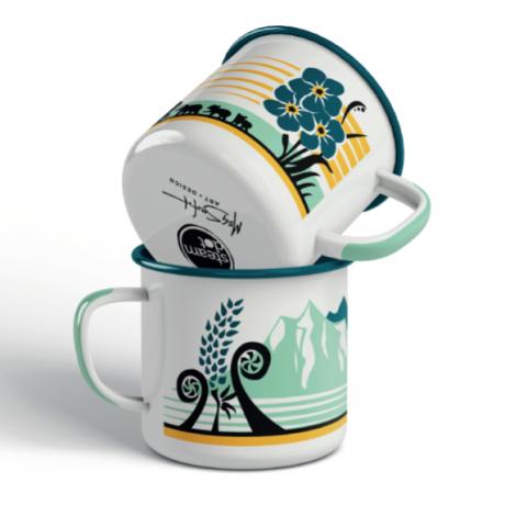 Meg Smith Spring Mug